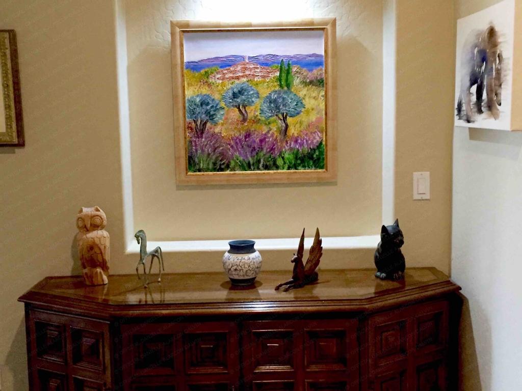 peinture atelier alarcon dalvin en arizona