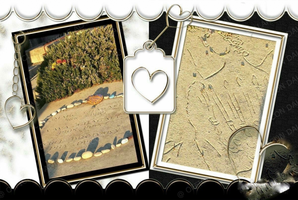 tombe marc chagall photo danielle alarcon dalvin