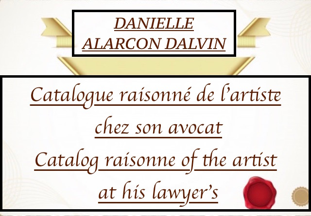 catalogue raisonné de alarcon alvin